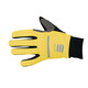 Sportful Polar Gloves yellow fluo/black
